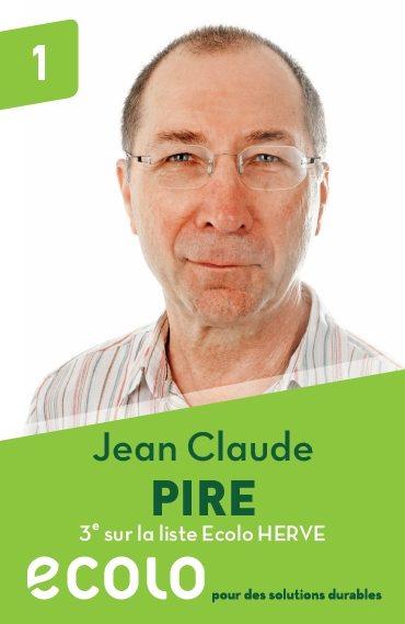 3 : Jean Claude Pire