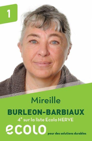 4 : Mireille Burléon-Barbiaux