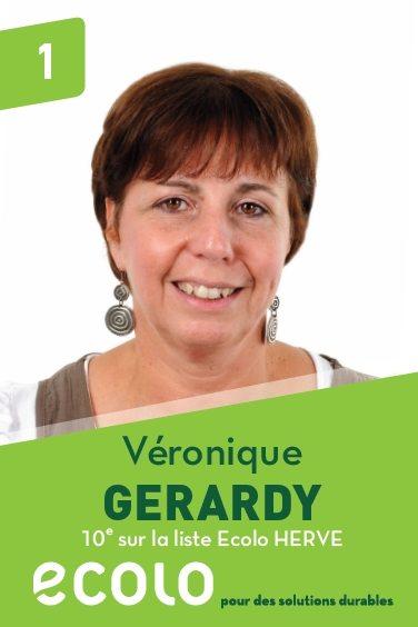10 : Véronique Gérardy